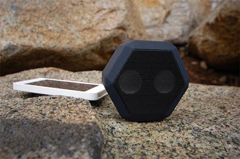rex bluetooth outdoor speaker