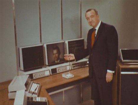 walter cronkite's home of the future