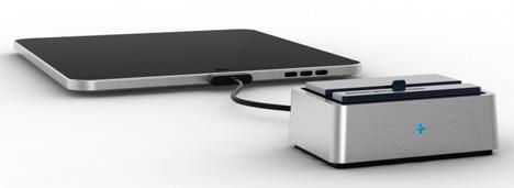 carbon monoxide detecting iphone dock