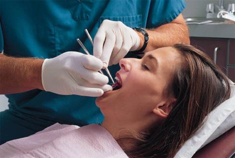 cavity healing dental goo