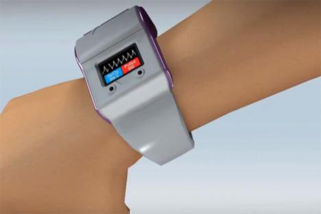 heart attack warning watch