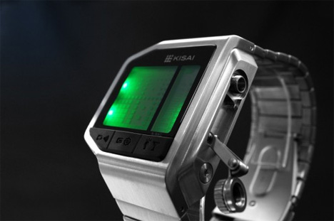 kisai intoxicated BAL tester watch