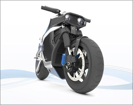 nirvash motorbike