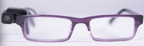 orcam glasses attachment for visually impaired people