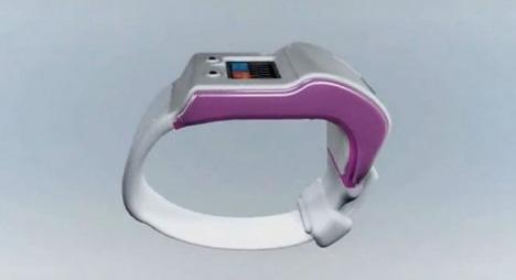 oxitone heart monitor watch