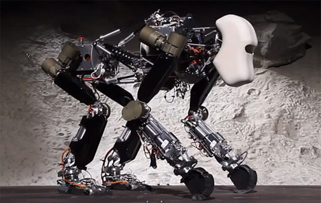 robot ape