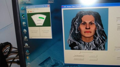 schizophrenia treatment creating avatars