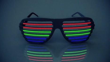 sound reactive sunglasses