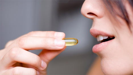 vitamin authentication pill