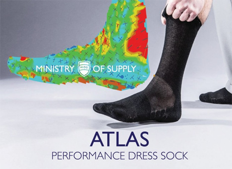 atlas smell-free socks