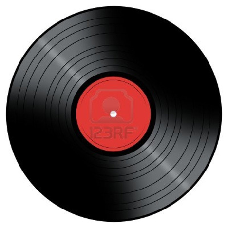 human remains made into vinyl records