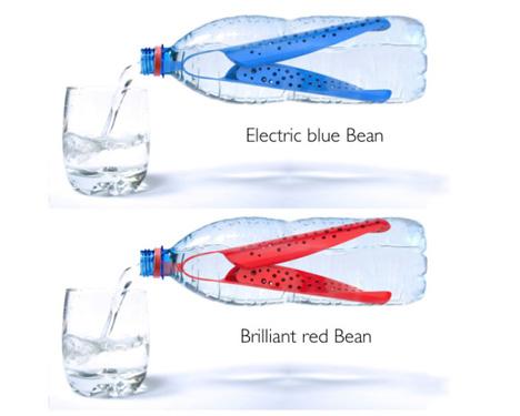 in-bottle water filter