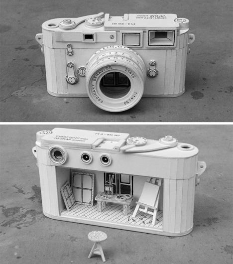 ordinary behavior camera