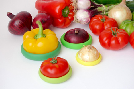 silicone food savers