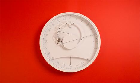 slow 24-hour clock