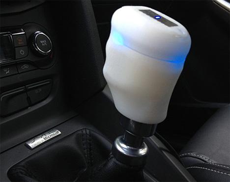 Gear Stick Vibration Vibrating Gear Shifter Tells
