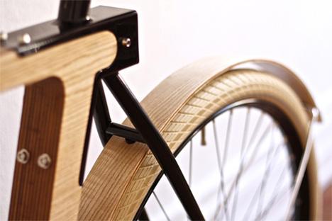woodb bike