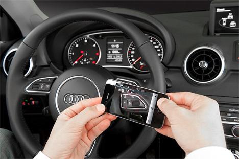 app turns iphone into a virtual user s manual for audis gadgets rh gajitz com audi user manual pdf audi user manual a3