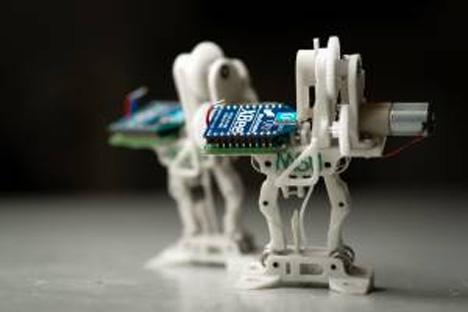 jumping robots