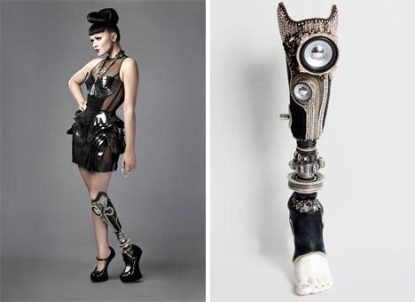 stereo leg