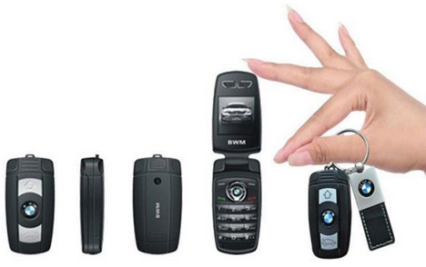 worlds smallest cell phones
