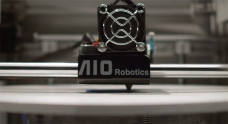 aio robotics 3d fax copier printer