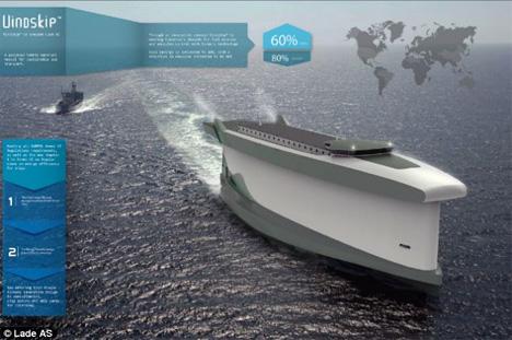 cargo vessel built in sail