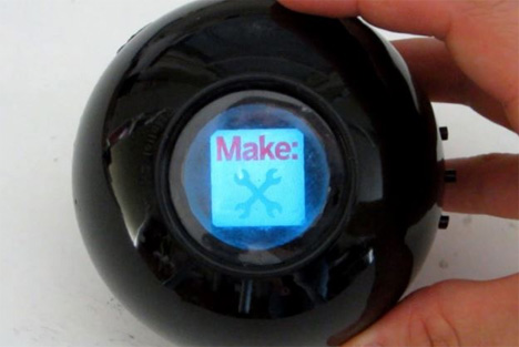 digital magic 8 ball