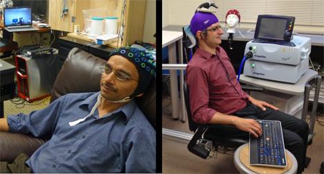 first human brain to brain interface