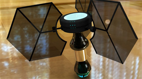 flying housecleaning robots