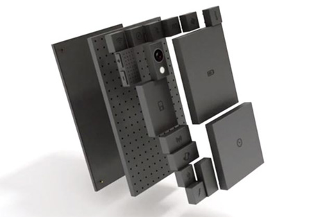 phonebloks customizable cell phone