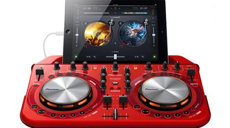 pioneer ddj-wego2 portable dj controller