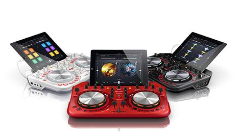 pioneer portable dj setup