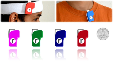run n read clip on accessory for reading