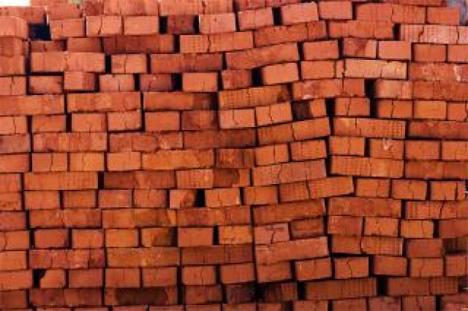 turn carbon dioxide into bricks