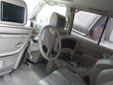 backseat driver car