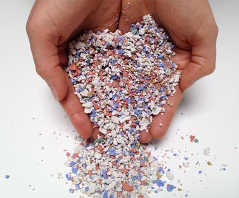 eco-friendly bio-plastic zeoform