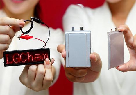 flexible batteries lg chem
