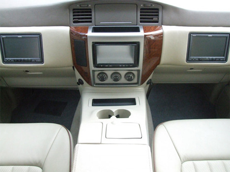 modded car backseat driving