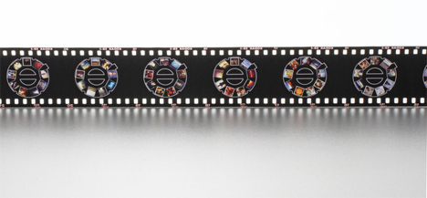 projecteo film strip