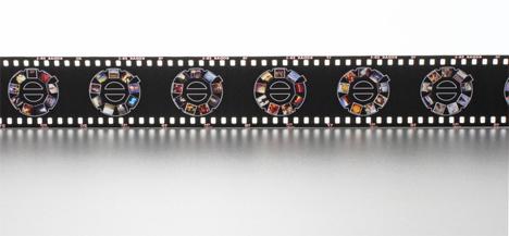 projecteo film strip