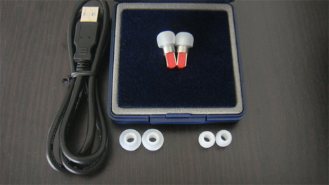 split wireless ear buds