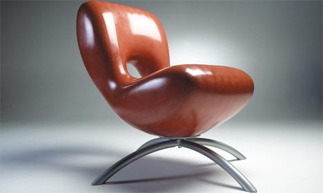 zeoform plastic chair