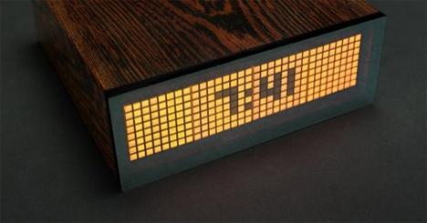 alarming clock
