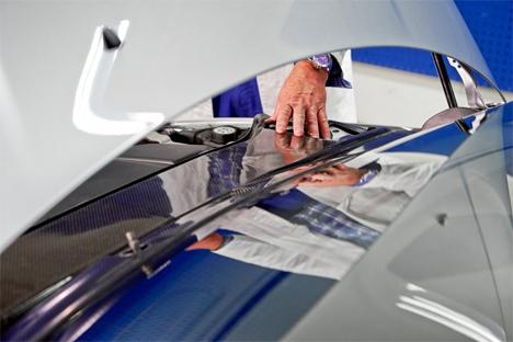 carbon fiber battery panels