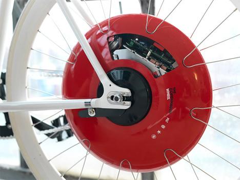 electric wheel copenhagen wheel