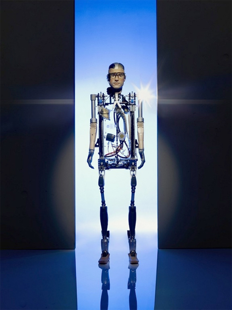 first bionic man