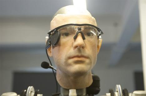 fully bionic man