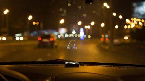 iphone windshield navigation app