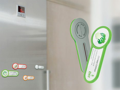 food safety scanner magnets